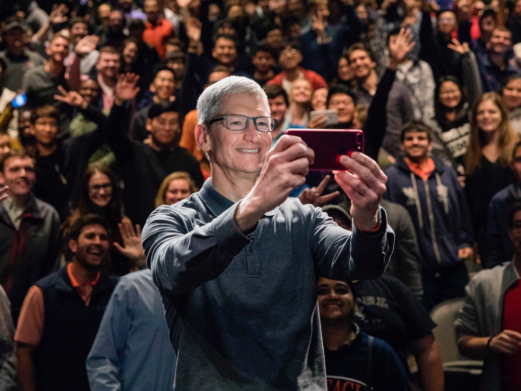 Apple has actually removed the yardstick everyone determined its service with– however the replacement may be much better (AAPL)