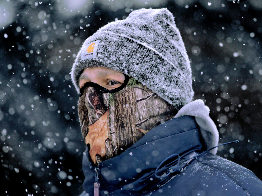 For how long you can remain in exceptionally cold temperature levels prior to getting frostbite