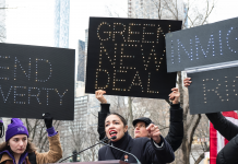 Alexandria Ocasio-Cortez is requiring a Green New Offer as the 'moonshot' of our generation. Here's whatever we understand about it up until now.