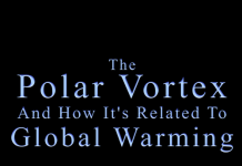 The Polar Vortex And How It relates To Worldwide Warming [Infographic]