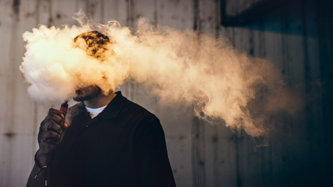 Study Discovers Greater Danger Of Stroke Amongst E-Cigarette Users