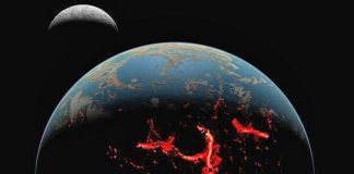 Among the Oldest Earth Rocks Showed Up on the Moon, of all Places