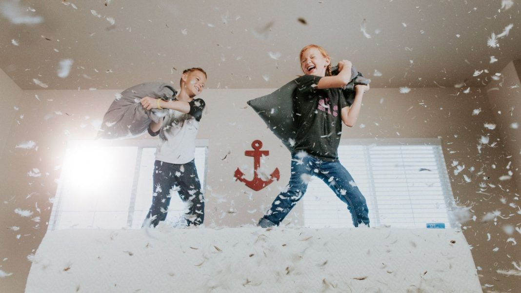 How to Stay Sane With Children Throughout the Polar Vortex