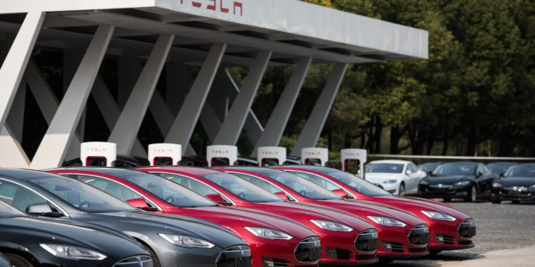 Tesla still in the black: More vehicles provided, smaller sized earnings than last quarter