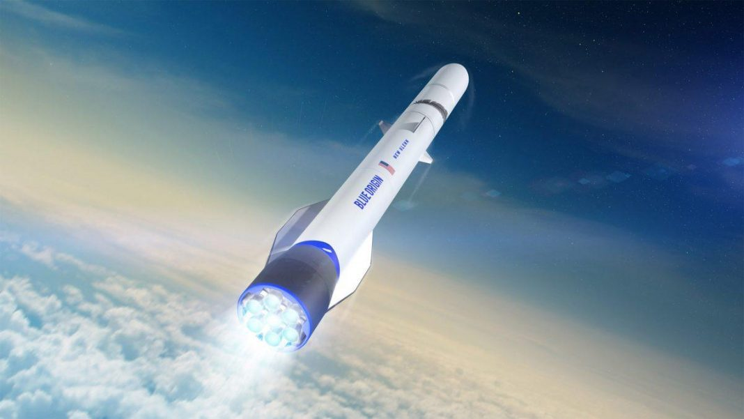 Blue Origin To Release Satellites For Business Fighting SpaceX And Others For Area Web Supremacy