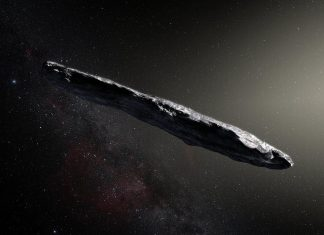 Oumuamua Might be the Particles Cloud of a Disintegrated Interstellar Comet