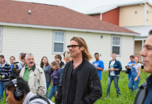 Brad Pitt's post-Katrina real estate job deals with a lot more reaction after homeowners find their houses are decaying and collapsing