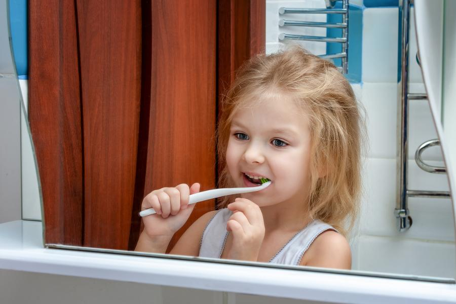 Kids, You Might Be Utilizing Excessive Tooth Paste, CDC Recommends