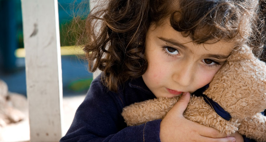 Why it's essential to recognize young children with stress and anxiety and anxiety