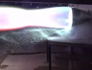 Elon Musk flaunts SpaceX's amazing Raptor rocket engine