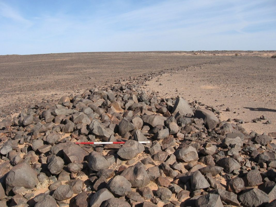 Numerous Mysterious Stone Structures Discovered in Western Sahara