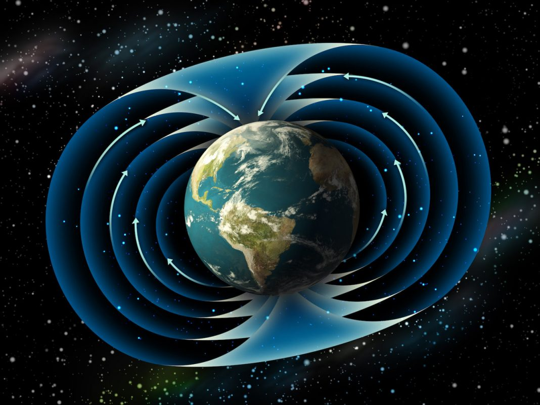 Earth's Magnetic North Pole Was Moving So Quick, Geophysicists Needed To Update the Map