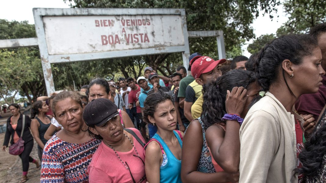 Collapse Of Health System Sends Out Venezuelans Getting Away To Brazil For Fundamental Medications