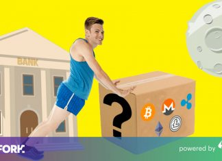 I got a $50 cryptocurrency secret box a year ago … now it deserves $2.90