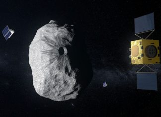 ESA is Preparation an Objective to the Tiniest Spacerock Ever Gone To: the Moon of an Asteroid