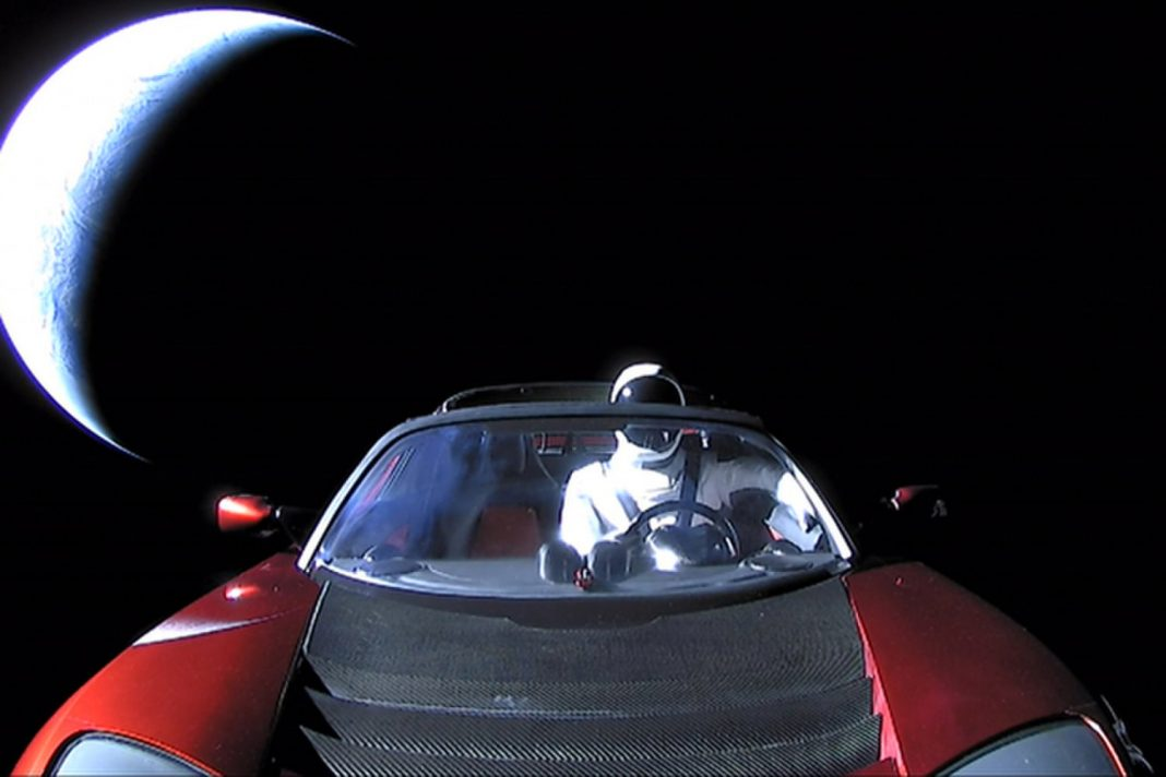 After 1-Year Joyride in Area, Starman Has Most likely Trashed Elon's Roadster