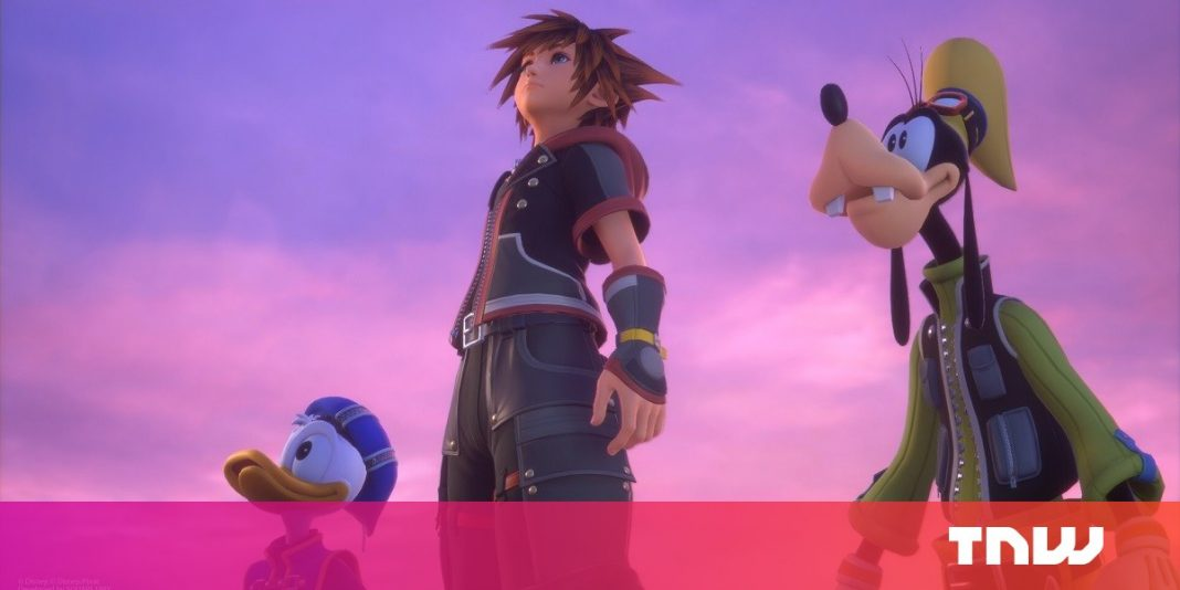 Kingdom Hearts 3 does not care if you're not captured up, which's terrific