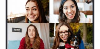 Untidy workplace owners, rejoice: Skype now blurs the background to your video