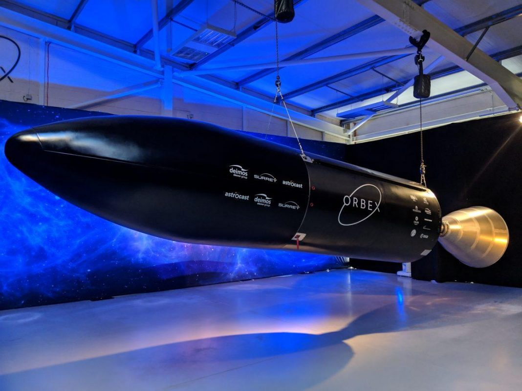 Start-up Business Orbex Exposes Prime Rocket That Might Introduce From The U.K. In 2021