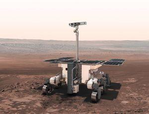 ESA Mars rover called after Rosalind Franklin, dazzling DNA leader