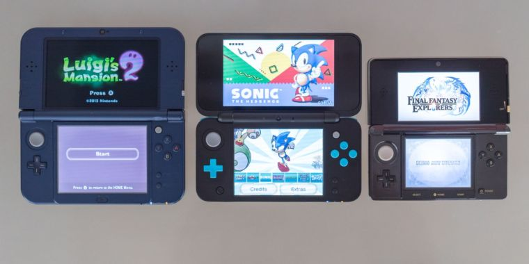 """Nintendo: 3DS sales falling """"faster than prepared for"""""""