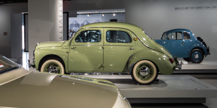 A potted history of Japan's cars and truck market thrills at the Petersen Museum