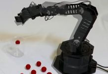 This robotic arm can 'envision itself' video