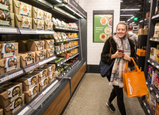Ex-Walmart officer states 'fairy-tale'- like Amazon Go will not win the future of retail
