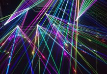 Cosmic Links: Lasers in Area!