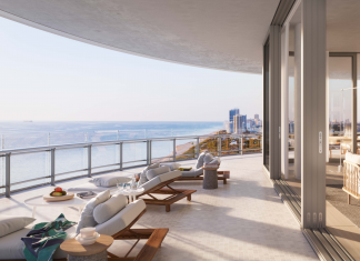A $68 million Miami penthouse might shatter Florida's real-estate record, however its structure may quickly be undersea