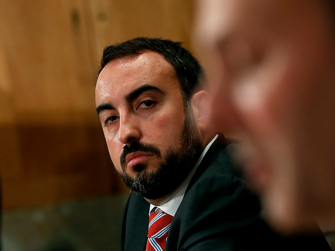Ex-Facebook security employer Alex Stamos states the business resembles 'Video game of Thrones' at the greatest levels of management (FB)