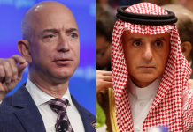 Saudi Arabia rejects function in Jeff Bezos affair, as the National Enquirer's lawyer let slip information about its source