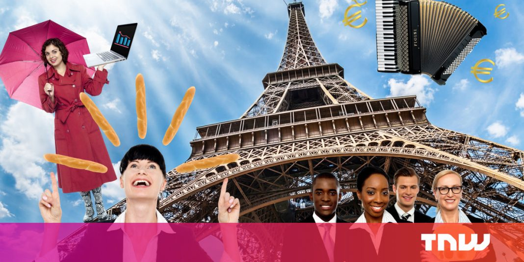 Here are the 5 most popular start-ups in France