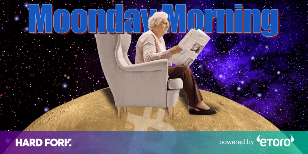Moonday Mornings: Google Play captured hosting cryptocurrency-stealing app