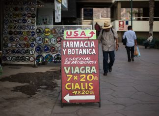 American Travelers Look For Less Expensive Prescription Drugs In Mexico And Beyond
