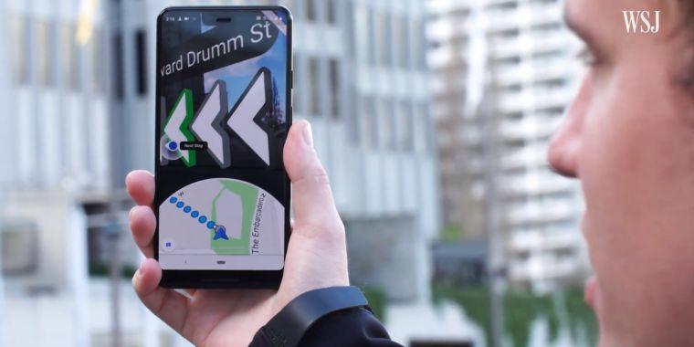 Increased Truth Google Maps is coming, begins screening in personal