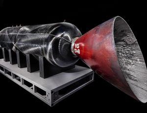 Virgin Galactic's SpaceShipTwo rocket motor is happening public show