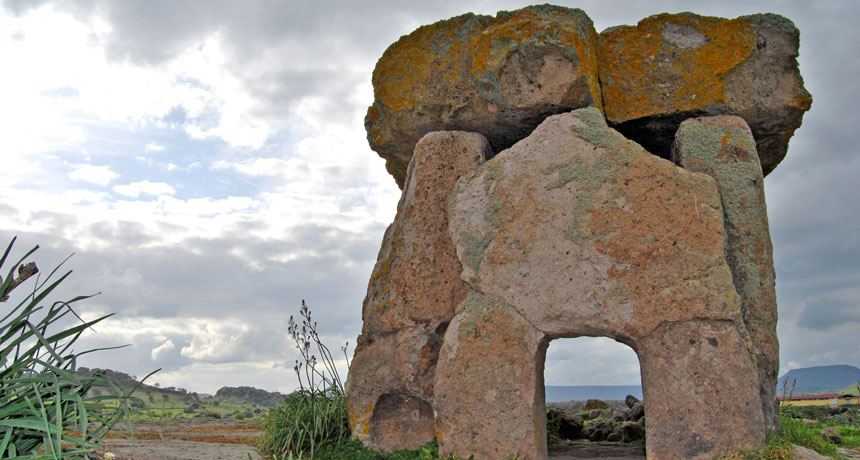 The spread of Europe's huge stone monoliths might trace back to one area