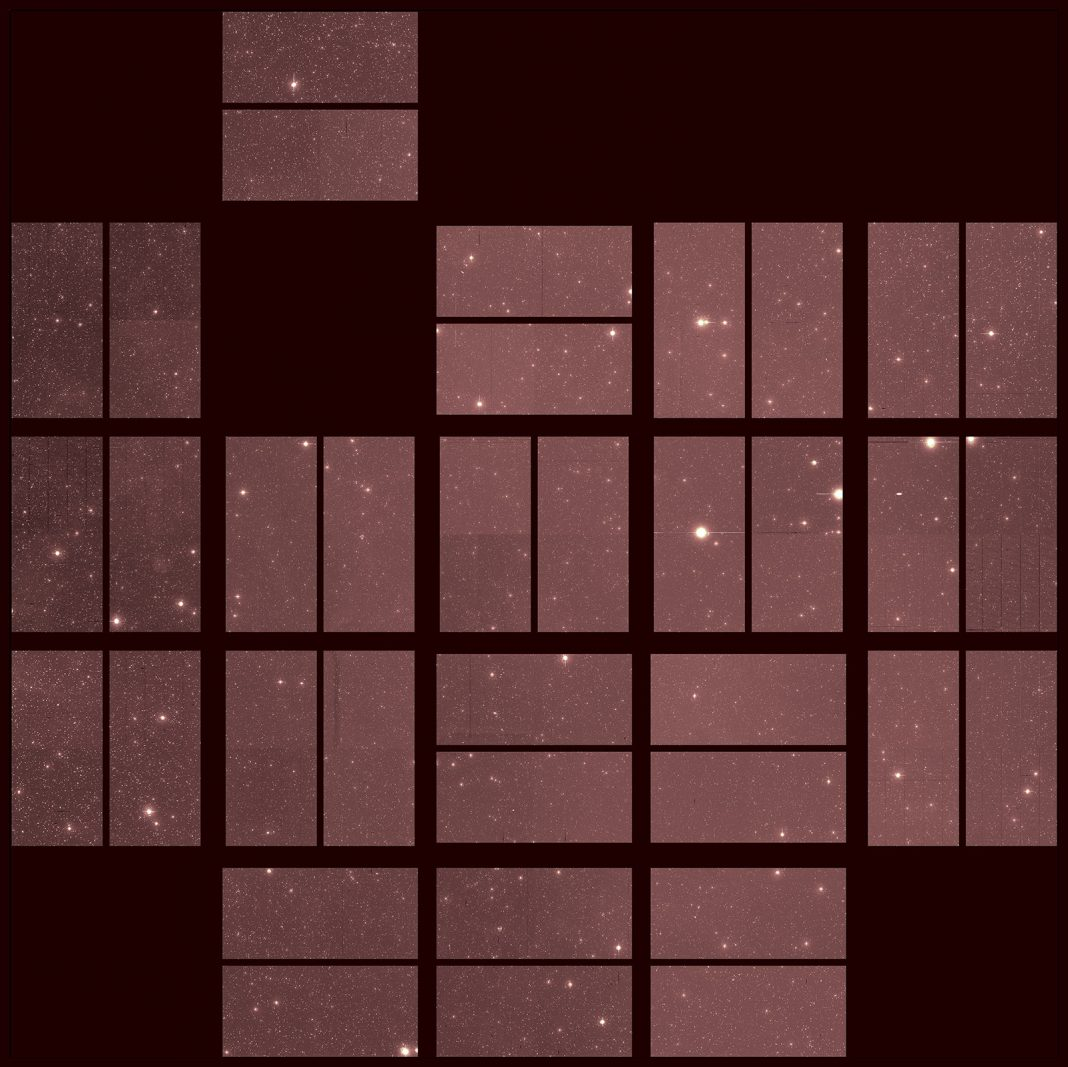 This is Kepler's Last Image
