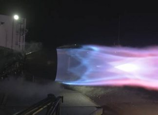 New SpaceX Raptor Engine Beats the Chamber Pressure of Russia's RD-180 Engine, According to Elon Musk