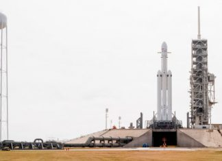 Military to examine choice to accredit the Falcon Heavy rocket