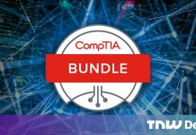 Preparation for several CompTIA accreditation examinations for less than $5 per course