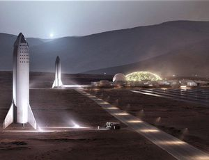 Elon Musk anticipates SpaceX ticket to Mars will cost $500,000