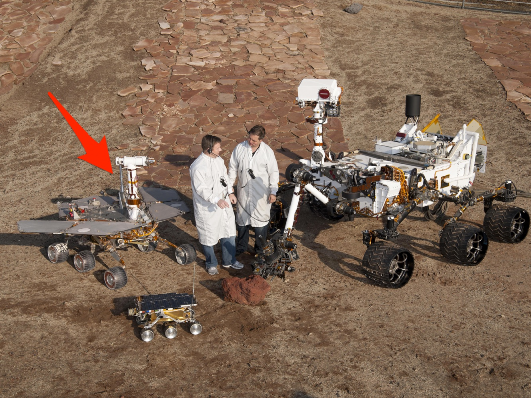 NASA's longest-running Mars objective is over with the assumed death of its Chance rover