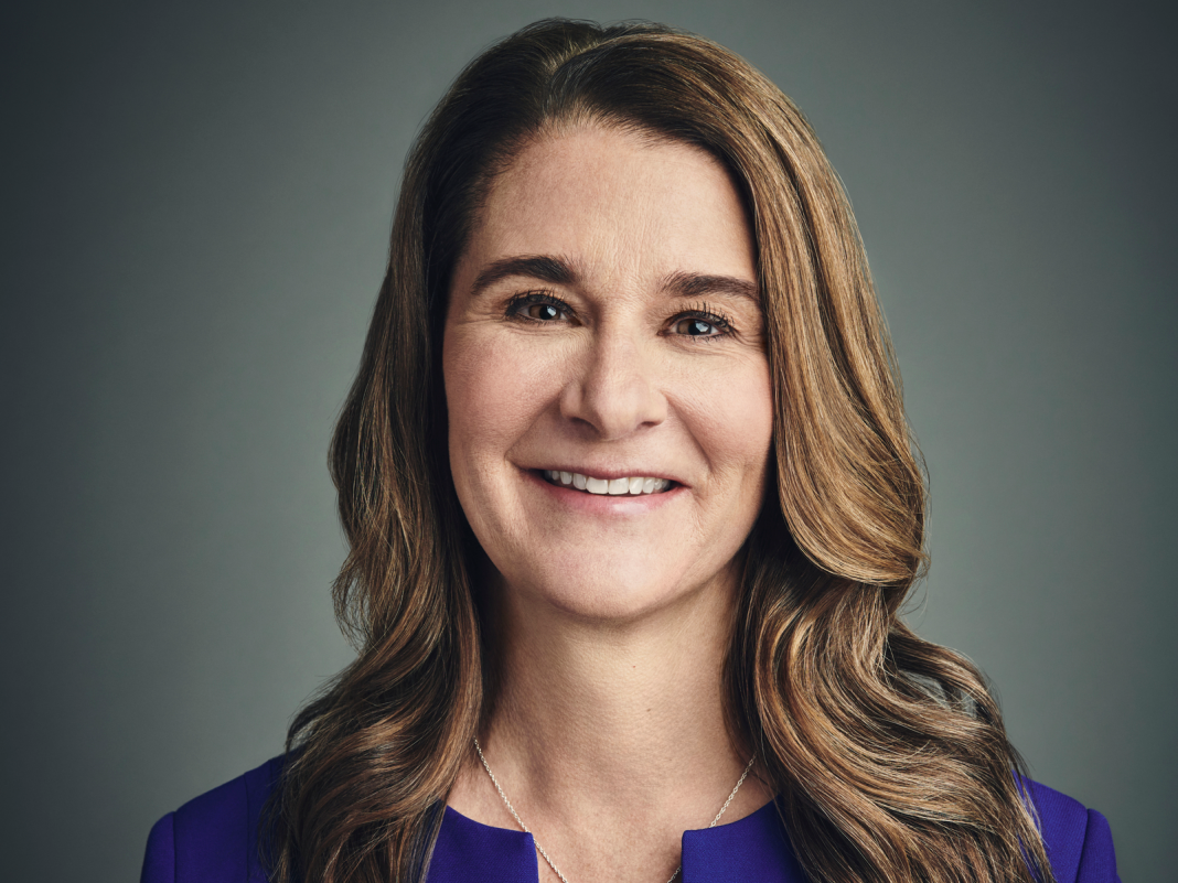 Melinda Gates has some terrific recommendations on how working moms and dads can minimize tension