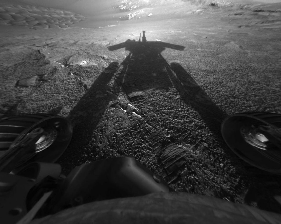 What Will Occur to the Chance Rover's Dead Body on Mars?