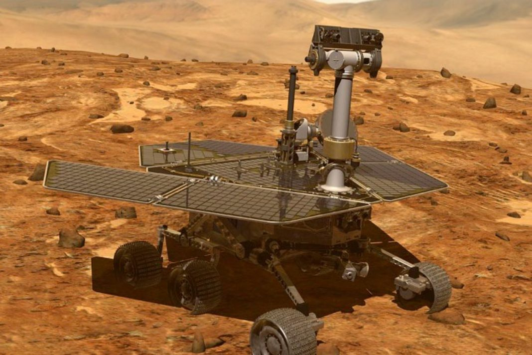 Why Can't NASA's Interest Rover Rescue Chance?