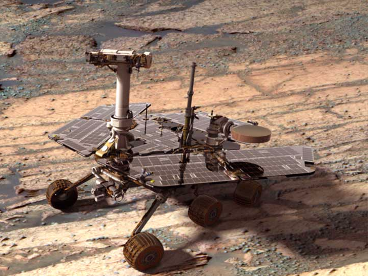 NASA's Mars Chance rover is dead after almost 15 years on the red world. Have a look back at its not likely journey.