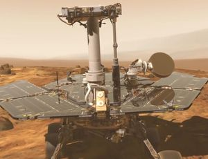 Mars rover Chance appears to have actually bitten the dust video