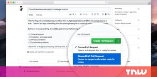 GitHub introduces 'draft' pull demands to let designers talk about code prior to releasing